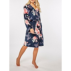 Dorothy Perkins - Multi floral wellsoft robe