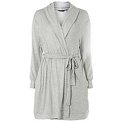 Dorothy Perkins - Grey loungewear robe
