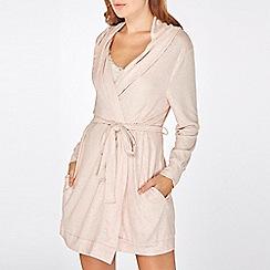 Dorothy Perkins - Blush loungewear robe