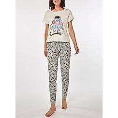 22e46cc1b8 Dorothy Perkins - Grey Disney Eeyore pyjamas