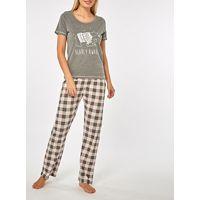 fd9fd86260 Dorothy Perkins - Grey polar bear pyjama set