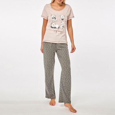 a8da5bbc35 Dorothy Perkins Pink koala bears pyjamas set