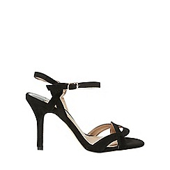 Dorothy Perkins - Wide fit black bless sandals