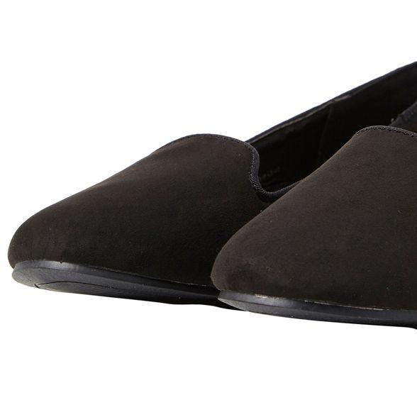 fit black Wide Perkins pumps Dorothy panda Epqg0PxTn