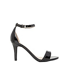 Dorothy Perkins - Wide fit black stella sandals