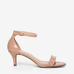 Dorothy Perkins - Wide fit sunset kitten heels