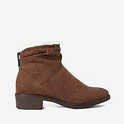 Dorothy Perkins - Wide fit mnk microfibre monaco boots
