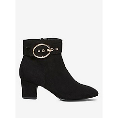 Dorothy Perkins - Wide fit argo buckle boots