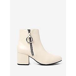 57c6de9195da Wide fit - white - Ankle boots - Shoes   boots - Women