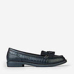 Dorothy Perkins - Black Laurie Loafers