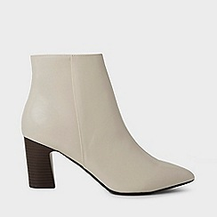 Dorothy Perkins - Bone adrienne boots