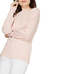 Dorothy Perkins - Blush volume sleeve jumper