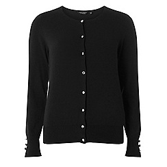Dorothy Perkins - Black cotton cardigan