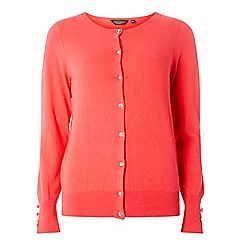 Dorothy Perkins - Pink cotton cardigan