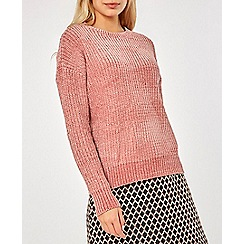 Dorothy Perkins - Pink chenille jumper