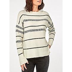 Dorothy Perkins - Mono stripe jumper