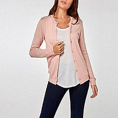 Dorothy Perkins - Pink Button Cardigan be063c94369