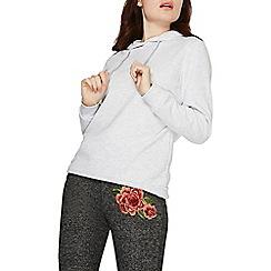 Dorothy Perkins - Grey pullover hoodie