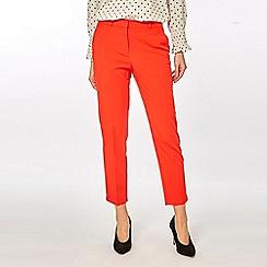a0bb8b58044 Plus-size - red - Cropped   capri - Trousers   leggings - Women ...