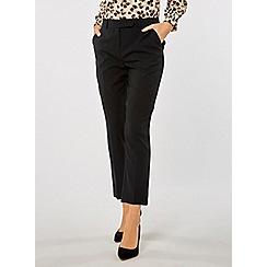 Dorothy Perkins - Black slim leg trousers