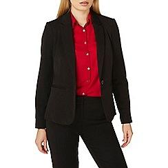 Dorothy Perkins - Black workwear jacket