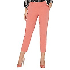 Dorothy Perkins - Rose split hem ankle grazer trousers