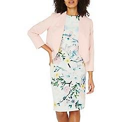 Dorothy Perkins - Pink rivet detail cropped jacket
