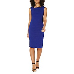 Dorothy Perkins - Cobalt blue cap sleeve pencil dress