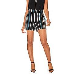 Dorothy Perkins - Multi striped shorts