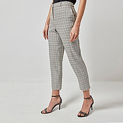 Dorothy Perkins - Multi Colour Summer Checked Ankle Grazer Trousers