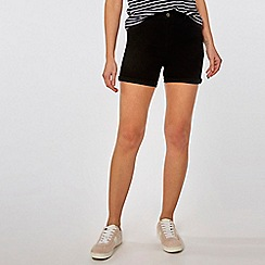 Dorothy Perkins - Black shaping shorts