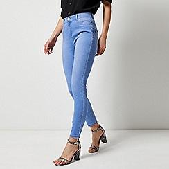 Dorothy Perkins - Sky Blue Frankie Super Skinny Jeans