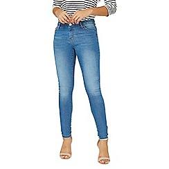 Dorothy Perkins - Mid blue vintage ashley skinny fit jeans