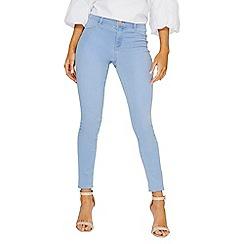 Dorothy Perkins - Ice blue frankie super skinny fit jeans