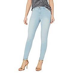 Dorothy Perkins - Bleach frankie super skinny jeans
