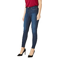 Dorothy Perkins - Indigo authentic shape and lift jeans