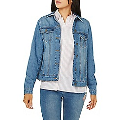 Dorothy Perkins - Mid wash denim jacket