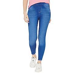 Dorothy Perkins - Bright blue eden ankle grazer jeans