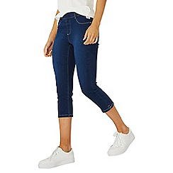 Dorothy Perkins - Indigo authentic eden cropped jeggings
