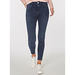 Dorothy Perkins - Navy regular darcy skinny fit ankle grazer jeans