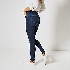 Dorothy Perkins - Rich blue shape & lift skinny jeans