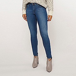 Dorothy Perkins - Bailey high waisted super skinny jeans