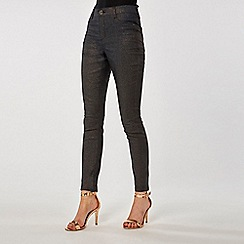 Dorothy Perkins - Frankie super skinny dark wash jeans
