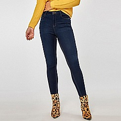 Dorothy Perkins - Indigo Premium Shape and Lift Skinny Denim Jeans
