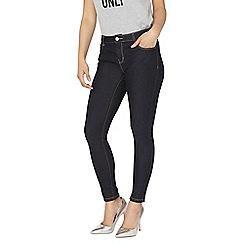 Dorothy Perkins - Petite indigo skinny fit jeans