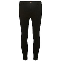 Dorothy Perkins - Petite black shape and lift jeans