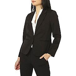 Dorothy Perkins - Petite black suit blazer