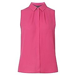 Dorothy Perkins - Petite pink sleeveless shirt