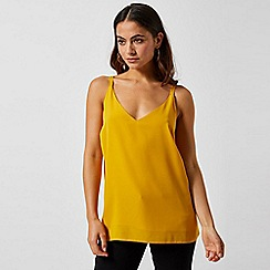 Dorothy Perkins - Petite Yellow Camisole Top