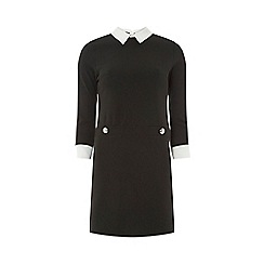 Dorothy Perkins - Petite black shift dress